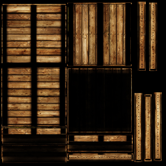 wood crate texture 2