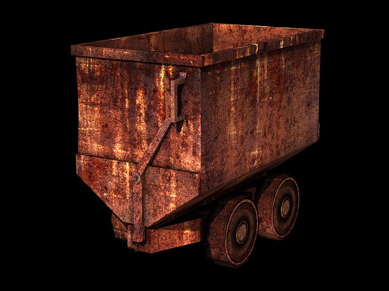 Minecart - Rust