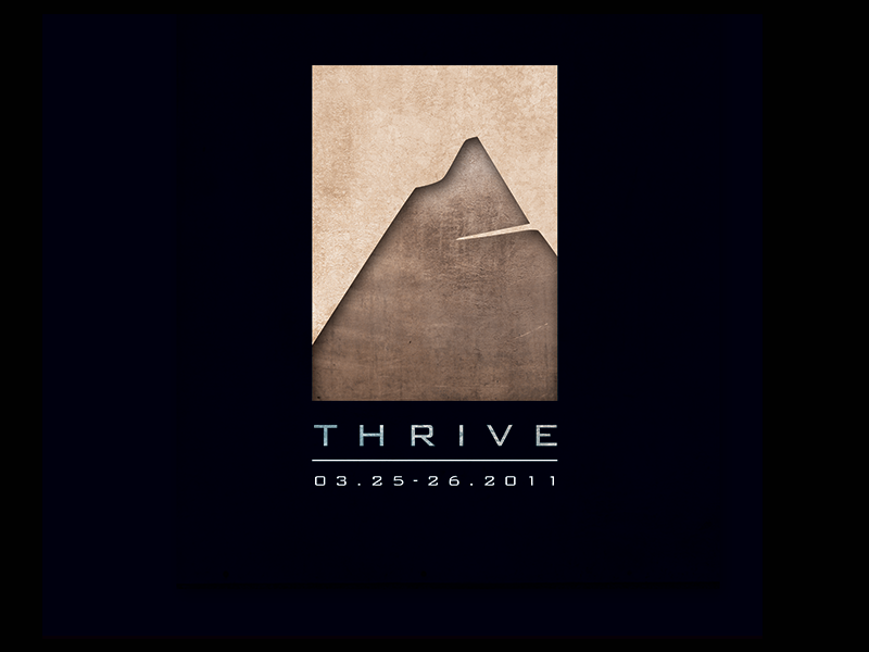 Rock Church Thrive's Men Conference Rough 3