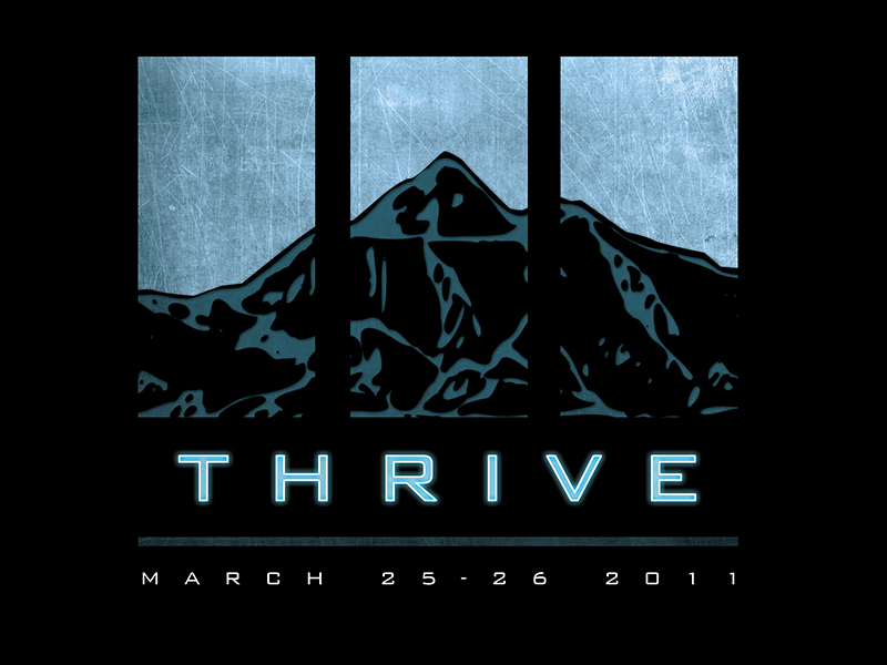 Rock Church Thrive's Men Conference Final