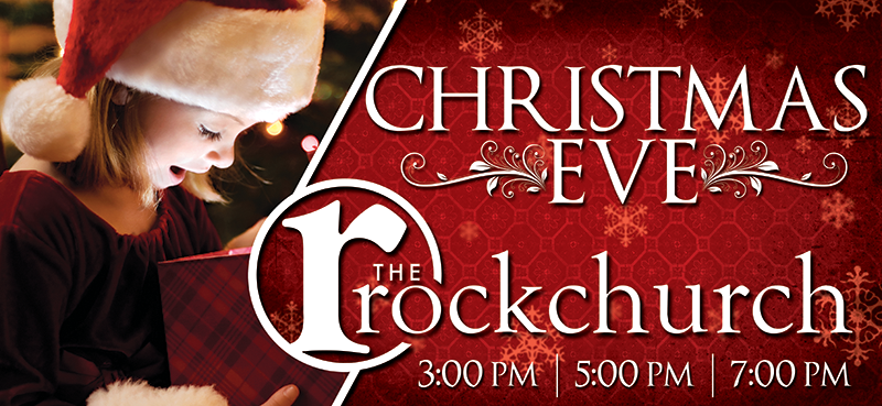 Rock Church Final Christmas Billboard