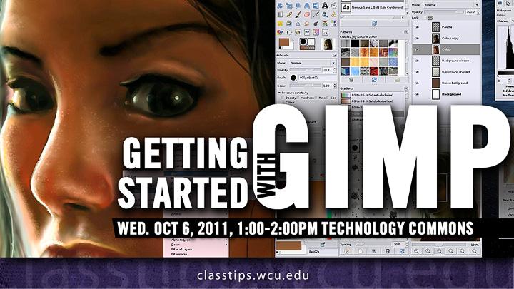 gimp presentation slider