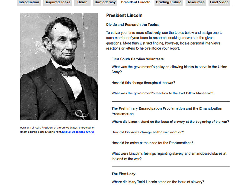 Basic information on Lincoln